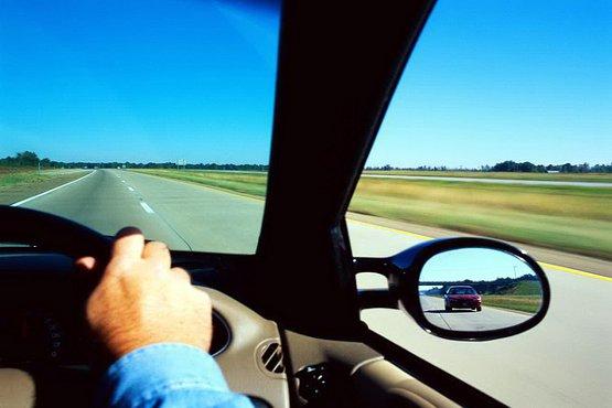 Berkendara dengan Mobil