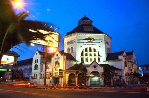 Sejarah Kota Medan: Kantor Pos Besar