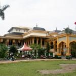 Wisata Sejarah Kota Medan: Istana Maimoon Medan