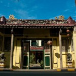 Wisata Sejarah Kota Medan: Tjong Afie Mansion